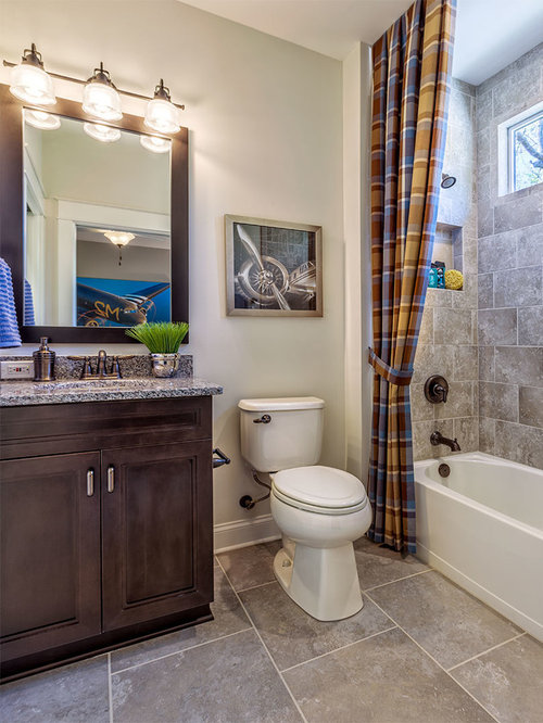 Traditional Bathroom Design Ideas, Remodels & Photos with ... on Bathroom Model Design  id=76547