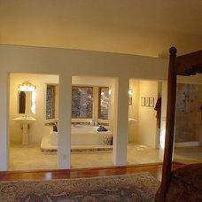Mediterranean Bathroom by Ashford Associates