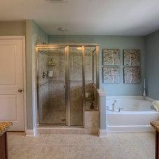 Contemporary Bathroom by Ashton Woods