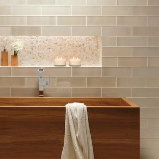 Clear Glass Tile   Houzz