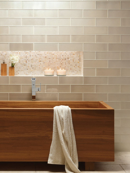how to install tiles in bathroom clear glass tile houzz 25430