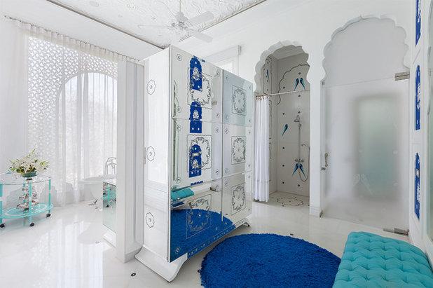Mediterranean Bathroom by Deepak Aggarwal Photography