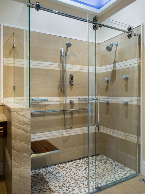Disability Shower Home Design Ideas Pictures Remodel And