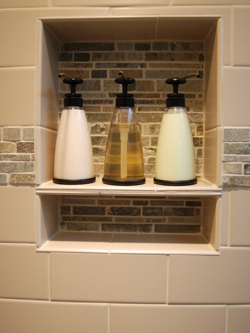 Shampoo And Conditioner Dispenser Houzz