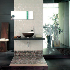 Asian Bathroom by Statements Tile