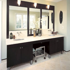 Contemporary Bathroom by Renaissance Kitchen and Home