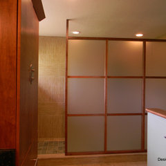 asian bathroom by Design Elements of Brevard, Inc.