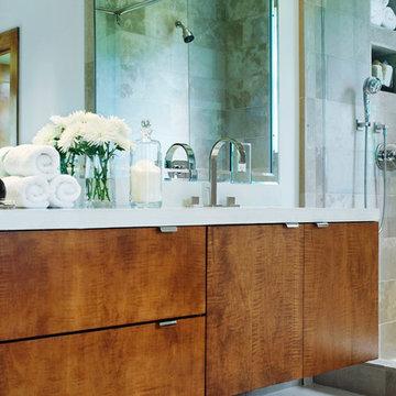 Asian Modern Respite, Full Home Design