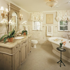 Traditional Bathroom by Pappas Design