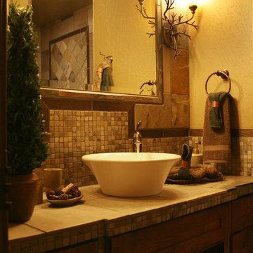 Aspen Creek Lodge - Guest Bathroom 3