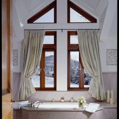 traditional bathroom by Robert Couturier