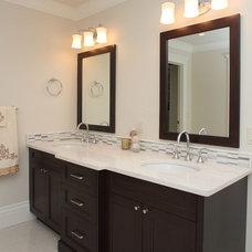 Contemporary Bathroom by A Collaborative Design Group