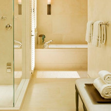 Traditional Bathroom by Kristi Will Home + Design
