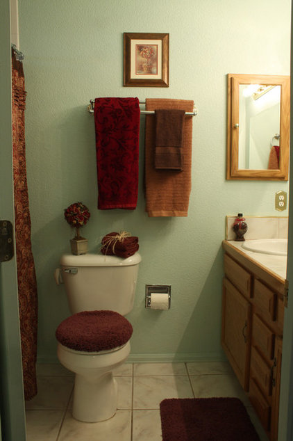 Bathroom by Janet