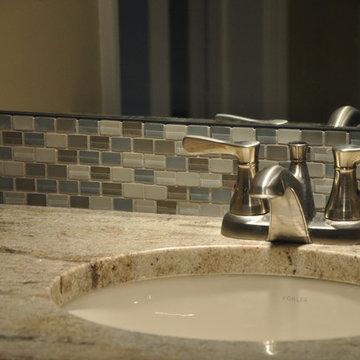 Astoria Granite in Condominium Kitchen