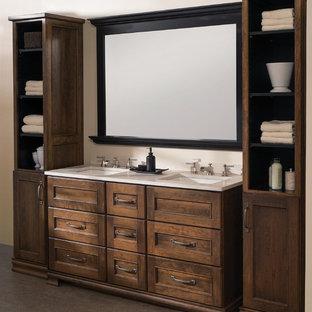 At-Home Retreat Dual Sink Bathroom Vanity