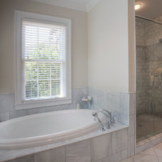 Traditional Bathroom by Athens Building Company