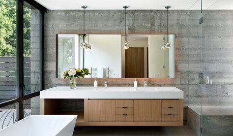 Spørg eksperterne: Kan man bruge træ på badeværelset?