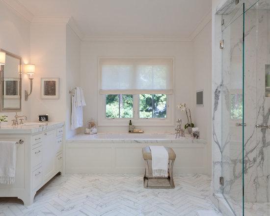 SaveEmailMarble Bathroom Floor Houzz