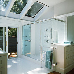 traditional bathroom by Duxbury Architects
