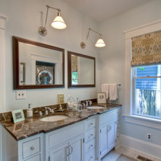 Craftsman Bathroom by Historical Concepts