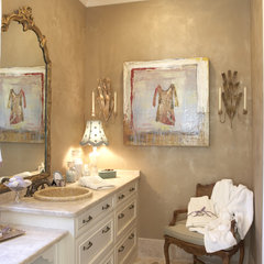 traditional bathroom by Margaret L. Norcott, Allied ASID