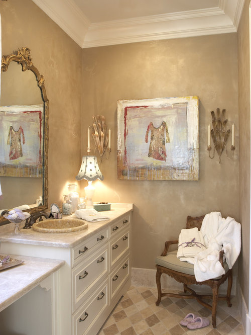Behr faux glaze ideas pictures remodel and decor for Faux painting ideas for bathroom