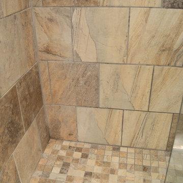 Atlanta, GA - Master & Guest Bathroom Remodels