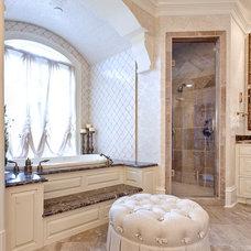 Bathroom by Fowler Interiors