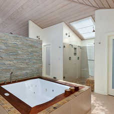 Contemporary Bathroom by Studio R Squared LLC