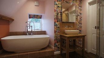 Attic Bathroom in Northamptonshire