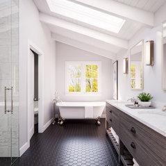 Bathroom Remodel Cincinnati square inch design - cincinnati, oh, us 45244