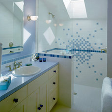 Traditional Bathroom by CG&S Design-Build