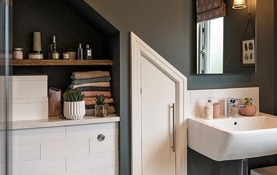 9 Design Ideas for Small Bathrooms