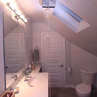 Idées déco pour une salle de bain.