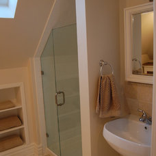 Contemporary Bathroom by Kawartha Lakes Construction