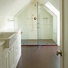 Traditional Bathroom by Fowlkes Studio