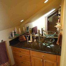 Bathroom by Keilty Remodeling Inc