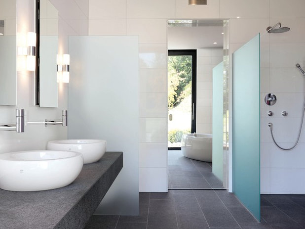 Contemporary Bathroom by Leicht Westchester-Greenwich