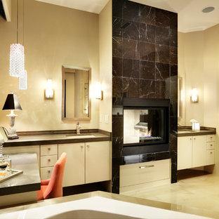 Auburn Contemporary Master Bath