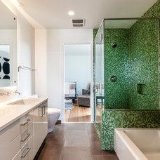 Contemporary Bathroom by Chris Pardo Design - Elemental Architecture