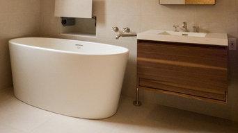 Aurora Modern Bathroom Renovation
