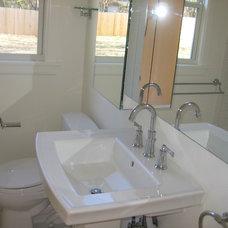 Traditional Bathroom by On Time Baths