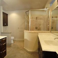 Contemporary Bathroom by On Time Baths
