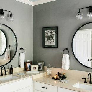 Austin Master Bathroom