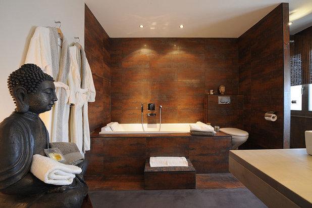 salle de bain inspiration asiatique