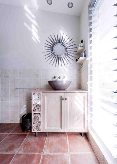 Eclectic Bathroom by your abode