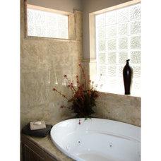 Contemporary Bathroom by Studio C Interior Design