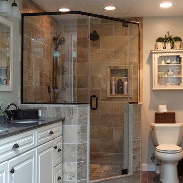 Avon Lake Bathroom Remodel