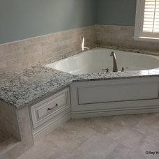 Traditional Bathroom by Gilley Kitchen + Bath